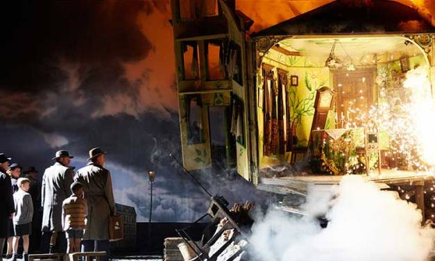 """""""An Inspector Calls"""": Blasting Open the Drawing Room"""
