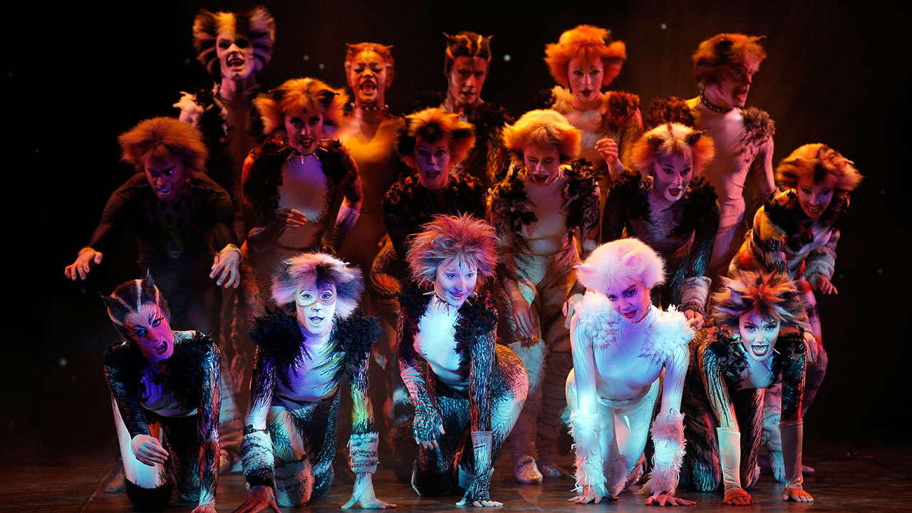 the original cats musical