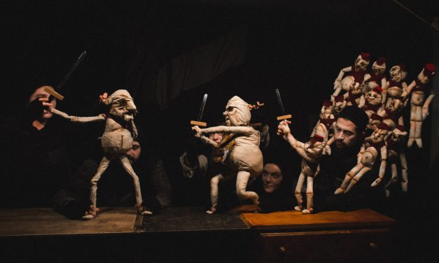 """The Rough House Theater's """"Ubu Roi"""" at the Upcoming Chicago International Puppet Festival"""