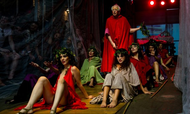 """""""Bacantes""""(The Bacchae) In The Best Theater In the World"""