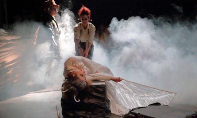 """""""The Butterfly's Evil Spell"""" – Federico García Lorca's First Premiere. From the Eslava Theatre to """"Sala del Mariano"""""""