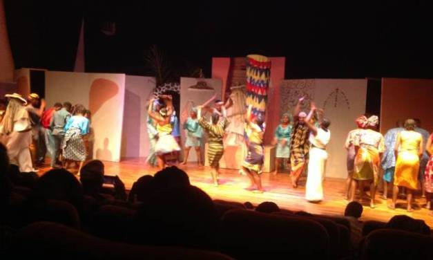 """""""Isale Eko"""": One Powerful Play About The History of Lagos"""