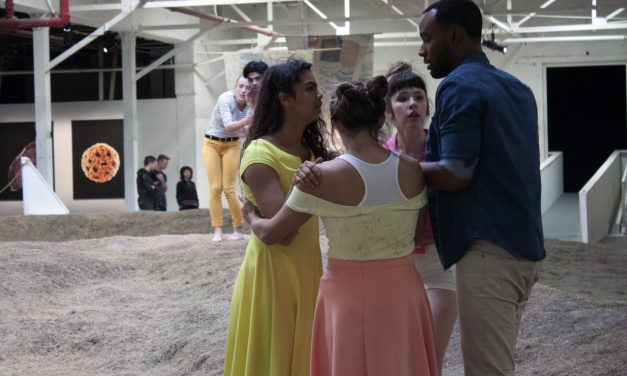 """""""Interrupted"""" at The 14th Factory – Immersive Multimedia Performance"""