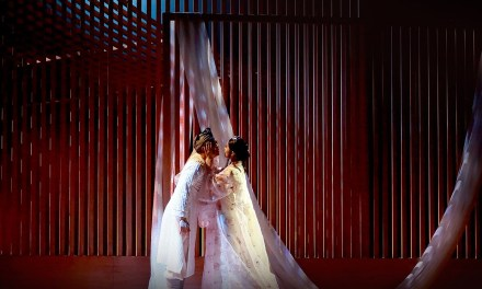 """Romantic Ghosts That Will Not Rest:  Hong Kong Dance Company's """"L'Amour Immortal"""""""