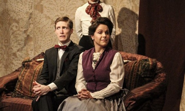 """Theater Review: Helluva Theatre Takes on Shaw's """"Major Barbara"""""""