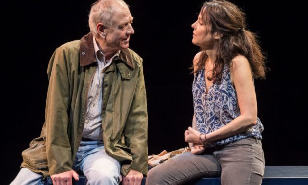 """""""Heisenberg"""" at the Mark Taper Forum Brings Uncertainty to New Heights"""