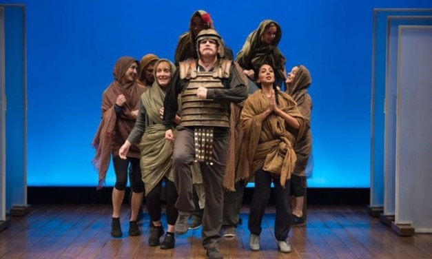 """The Shaw Festival Delivers a Riotous """"Androcles and the Lion"""""""