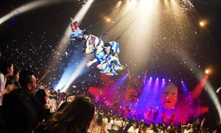 Fuerza Bruta Re-Interprets a Night Out at The Theater