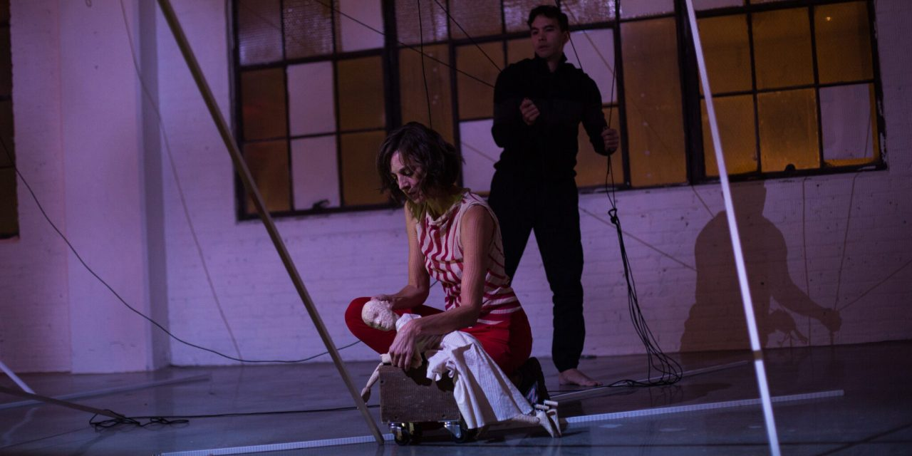 Puppet BloK: A Series Of Ground-Breaking New Works