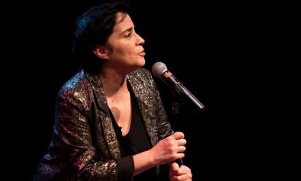 """Family, Latinidad, and Queerness Coalesce In Marga Gomez's """"Latin Standards"""""""