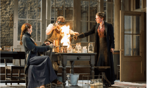 Play By Soviet Writer Gorky Shines On London Stage