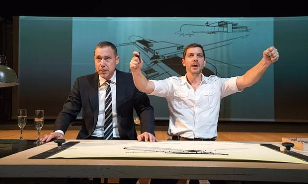 "Afterthoughts On Ivo van Hove's ""The Fountainhead"""