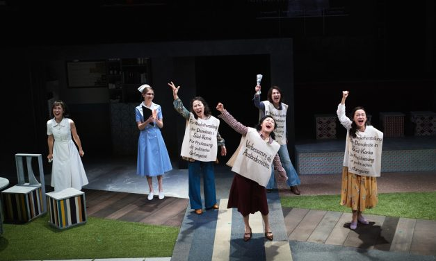 Leaving For Good: Two New Plays On Korean Immigrants And The Cold War | Part 2