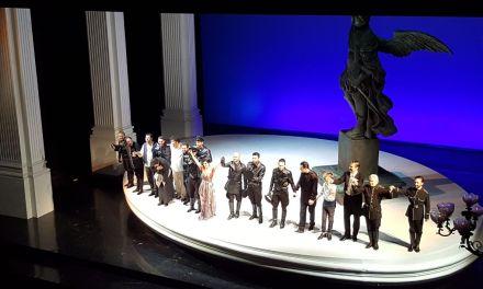 """""""Tosca"""" at The Theatre Comunale di Bologna"""