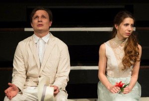 """Review: Xameleon Theatre–Chekhov's Vision Of """"Love In A Nutshell"""""""
