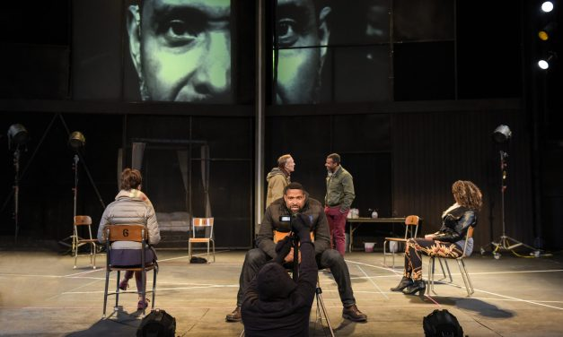 Can You Hear Me Now? Dramaturgy: Speaking With Many Voices