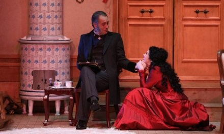 """""""A Doll's House"""" Premieres On Istanbul Stage"""