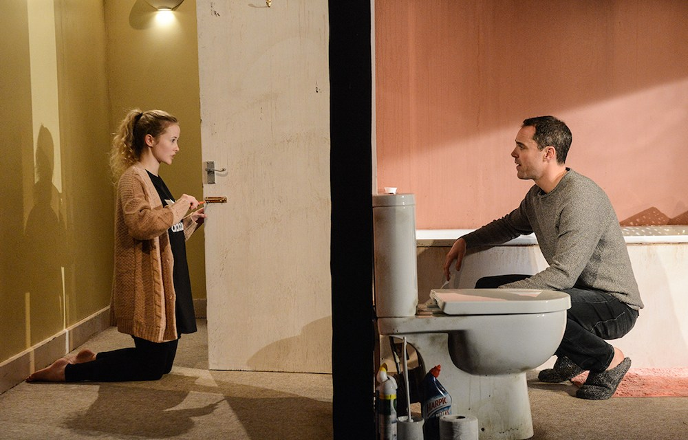 """The Bathroom Play: Georgia Christou's """"Yous Two"""" at The Hampstead Theatre"""