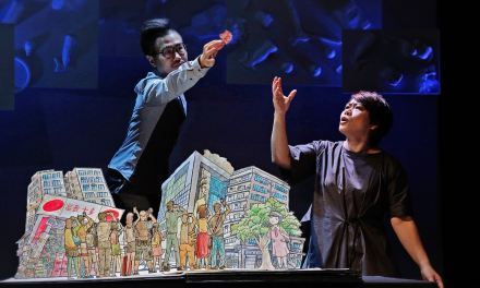 """""""Mr. Half Dwells…"""" Journeys Through the """"Normal"""" City of Hong Kong in the Most Abnormal Theatrical Display"""