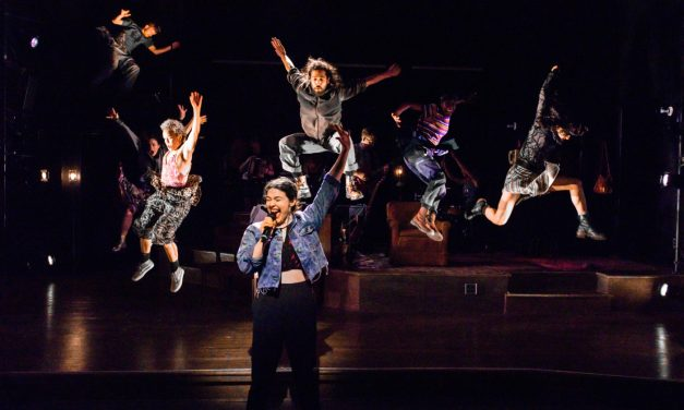 """World Premiere Musical: """"The Lucky Ones"""""""