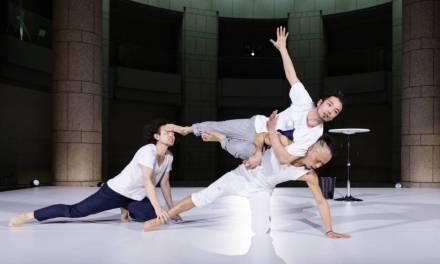 """Three Dancers Seek To Redefine The Contemporary Form Of Their Art In """"Dan-su Series 3"""""""