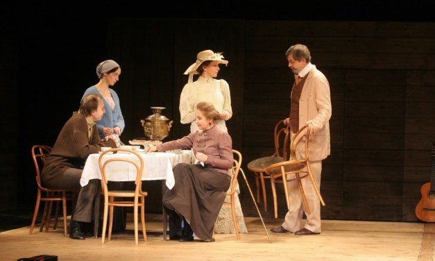 """Uncle Vanya,"" Anton Chekhov's Play, On The London Stage"