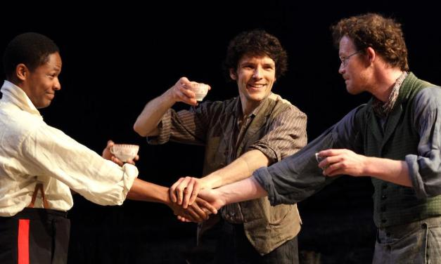 """Brian Friel's """"Translations"""" At The National Theatre: Four Stars"""