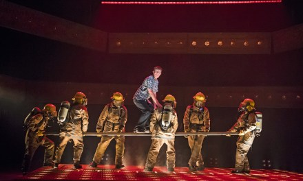 """""""Fatherland"""" at The Lyric Hammersmith: Masculinity in Crisis"""