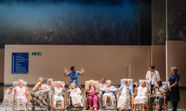 """Allelujah!"" Bridge Theatre: A Sharp Injection Of Cynicism From Alan Bennett"