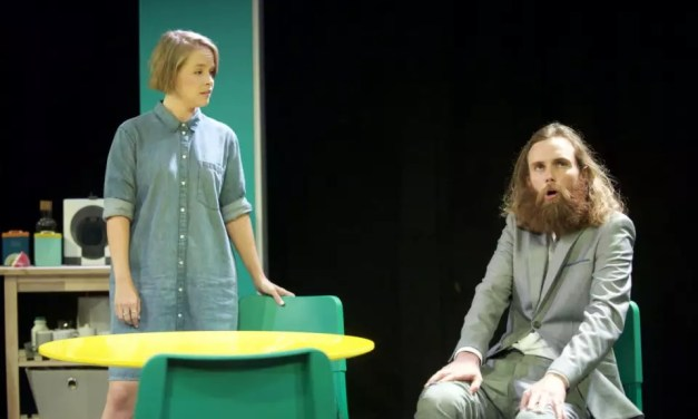 """""""Nina's Got News"""" – Edinburgh Fringe, Review: Frank Skinner's Debut Play Is A Wasted Opportunity"""