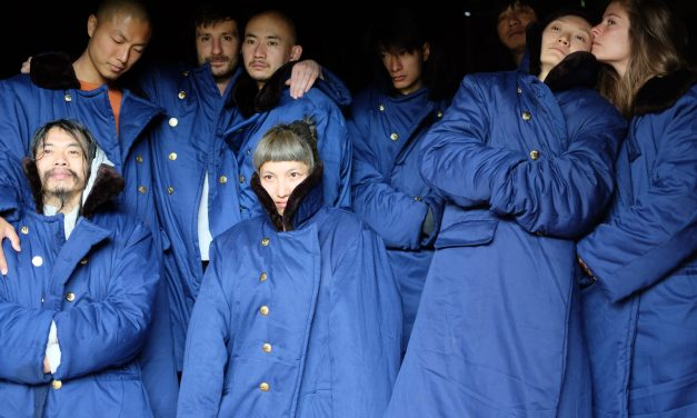 """A Performative View on Kafka's """"The Great Wall"""" by Paper Tiger Theatre Studio (Beijing)"""