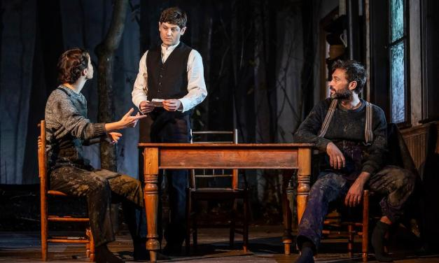"Dawn King's ""Foxfinder"" At The Ambassadors Theatre"