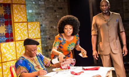 "Oladipo Agboluaje's ""New Nigerians"" At The Arcola Theatre"