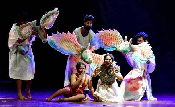 Prasanth Narayanan Is Giving Shape To A Novel Theatre Culture