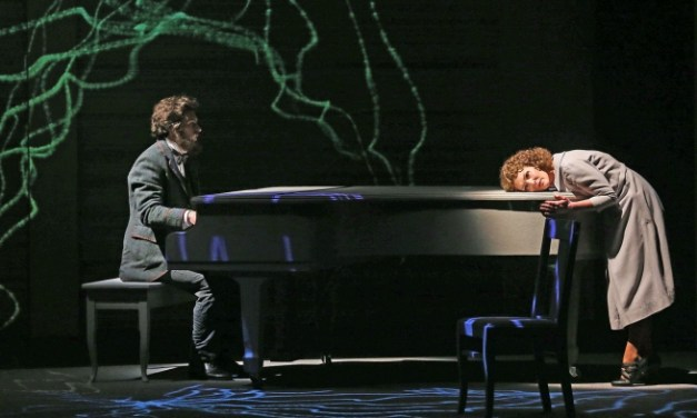 """""""Silence"""" At The NAC:The Romantic Life Of A Couple Behind The Invention Of The Telephone"""