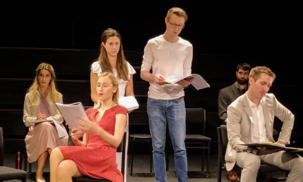 New Russian Drama Week: 4 contemporary Russian plays