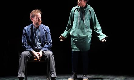 "debbie tucker green's ""ear for eye"" At The Royal Court"