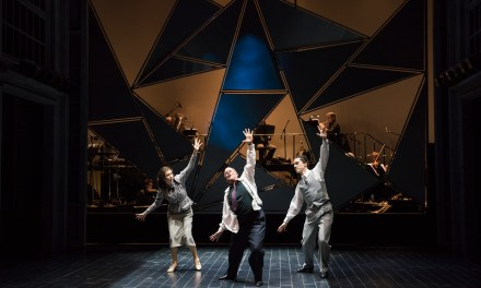 """Legacy And Genius In Machover's New Opera """"Schoenberg In Hollywood"""""""