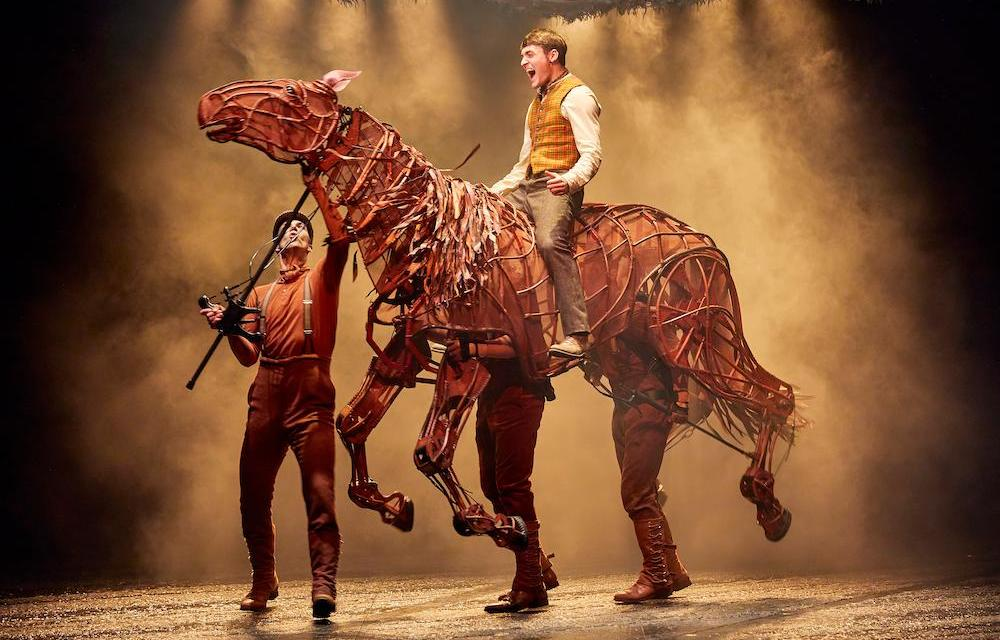 "Nick Stafford's ""War Horse"" At The National Theatre"