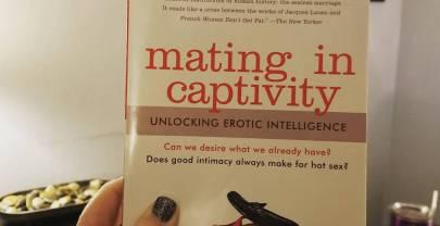Mating in Captivity: Unlocking Erotic Intelligence by Esther Perel