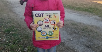 CBT Activity Workbook for Kids Review