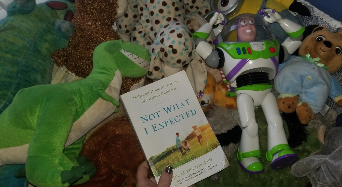 Not What I Expected: Help and Hope for Parents of Atypical Children by Rita Eichenstein, PhD