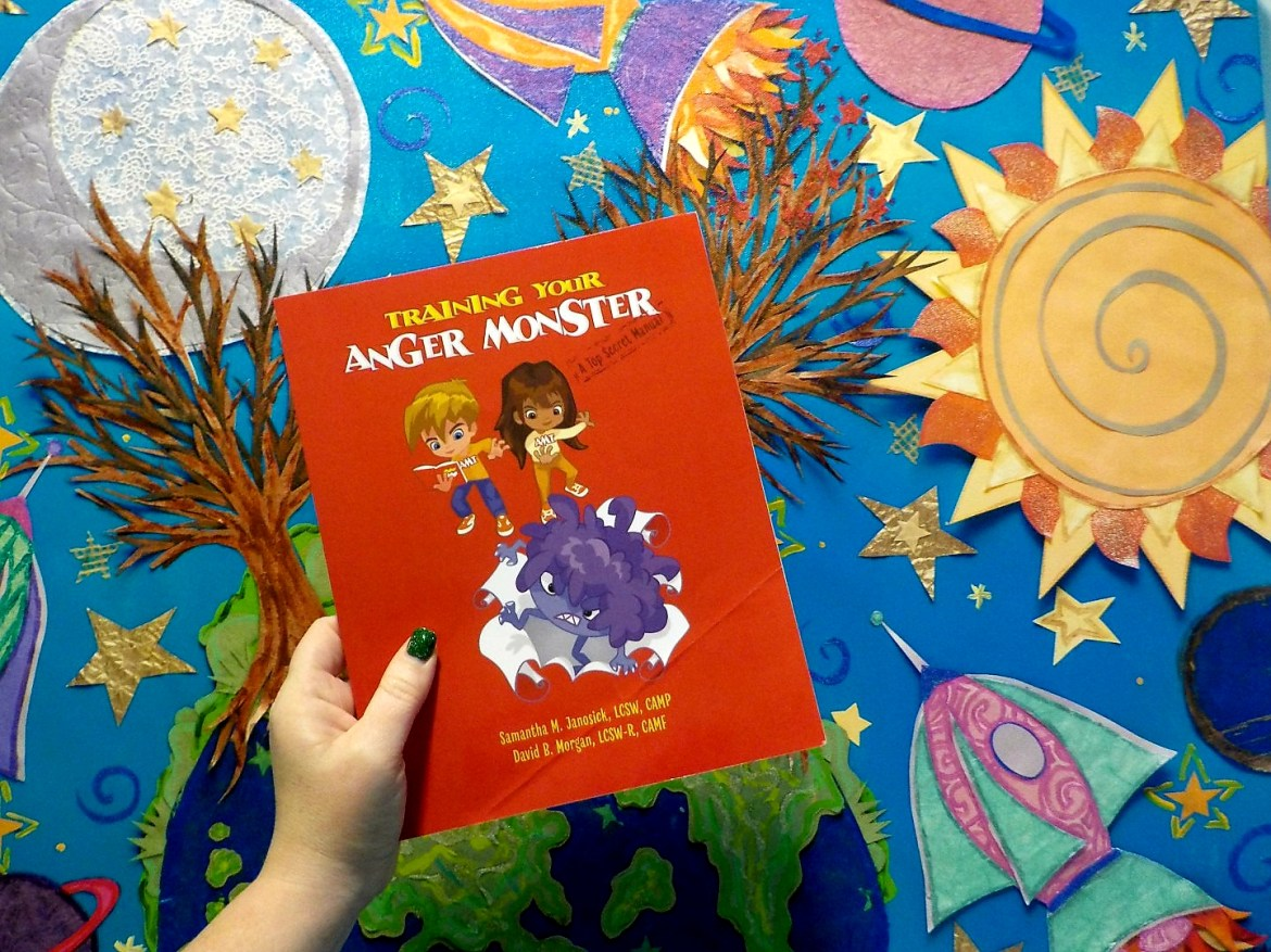 Training Your Anger Monster: A Top Secret Manual