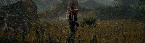 The rainy fields of PlayerUnknown's Battlegrounds