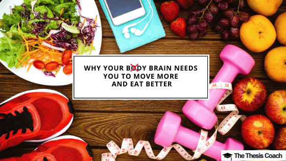 Sitting is the new Smoking. Read more about why your brain needs you to move more and eat better.