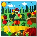 autumn-lansdcape-papercut_5582599017_o