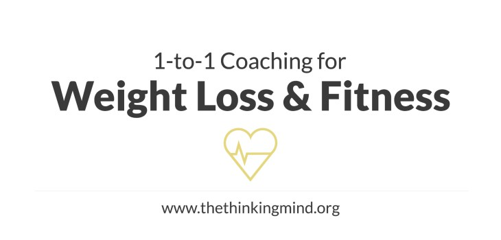 Weight Loss & Fitness Coaching at TheThinkingMind.org