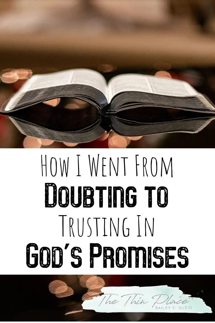 Moving from doubt to trusting in God this Christmas #christmas #devotional #biblestudy #christianwomen #trust