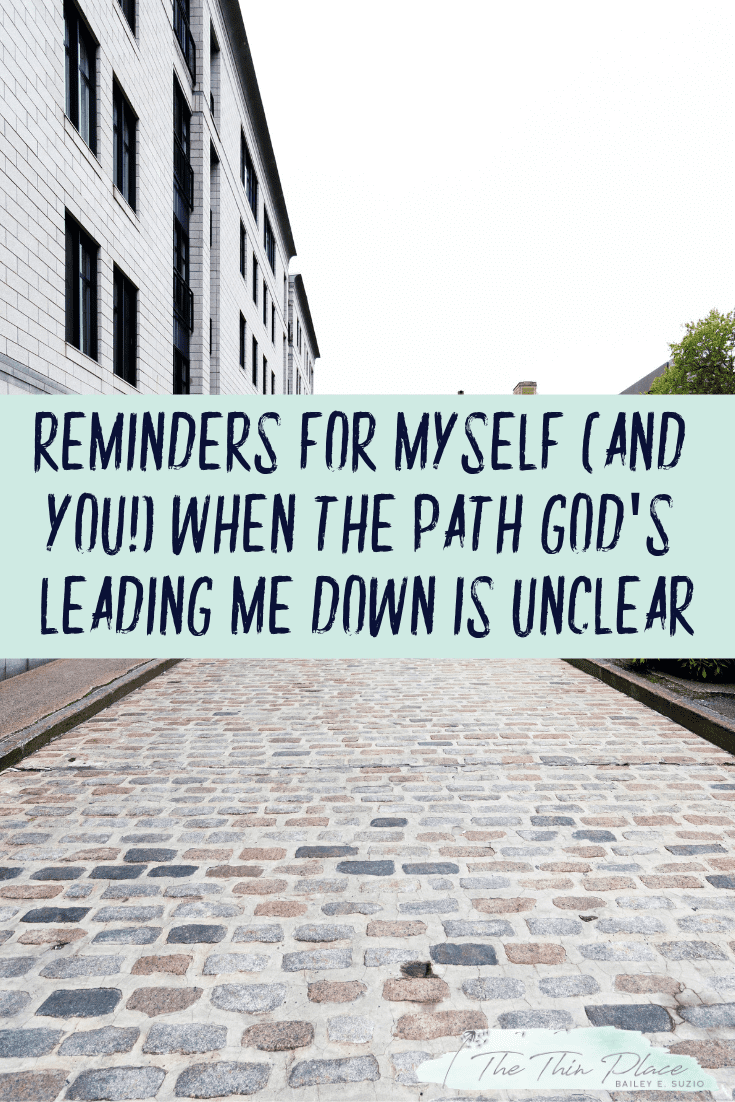 Reminders for When I'm Unsure What God is Doing #trustingGod #christianliving #devotional #faith #hope