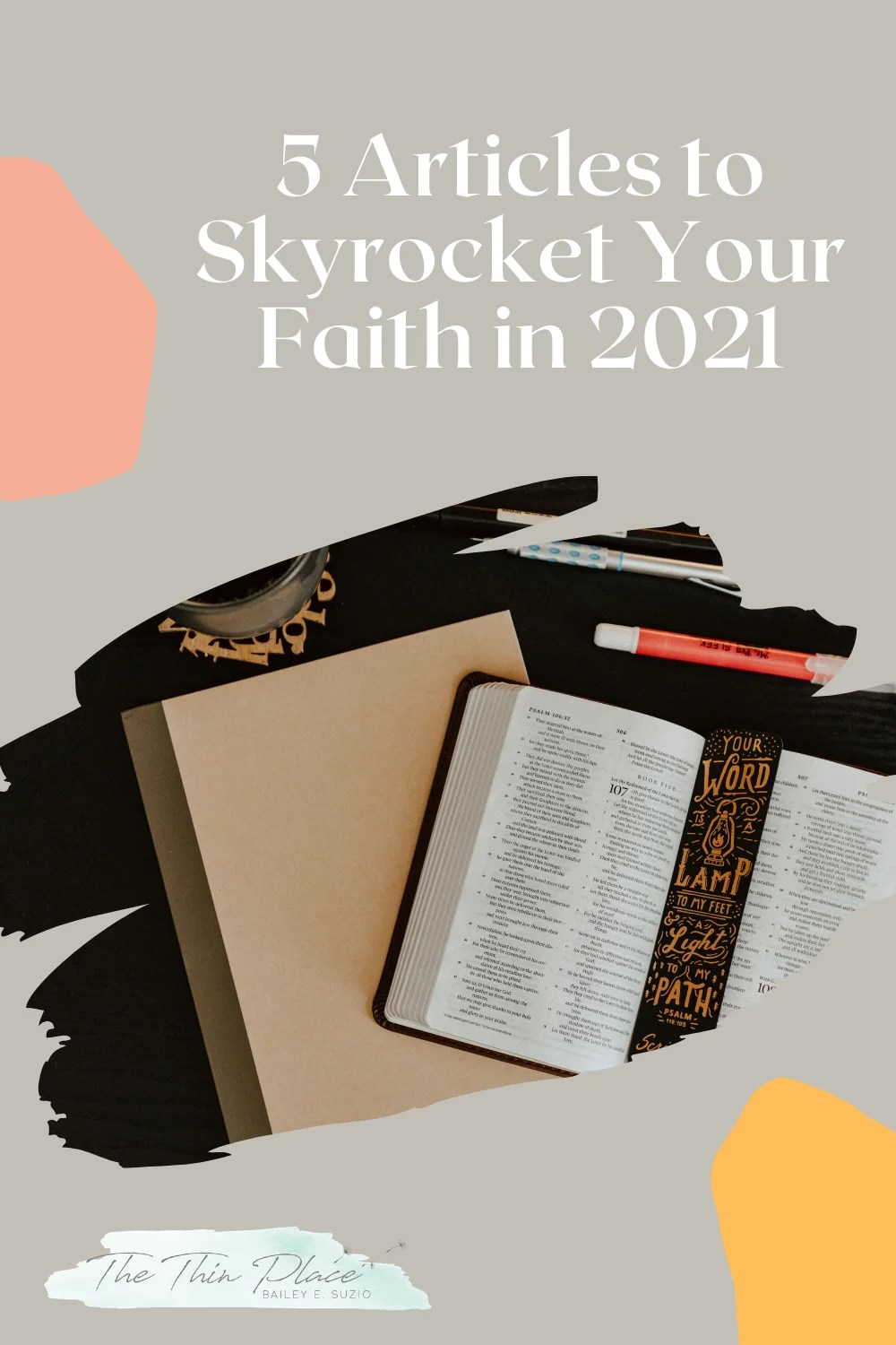 One thing is certain for all of us, if we are going to move into 2021 with stronger, deeper Christian faith, we need to be intentional. #devotional #christianwomen #womenintheword #spiritualgrowth
